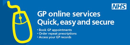 NHS GP Online Services
